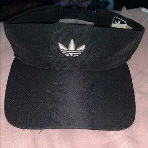 Black Adidas Tennis Hat